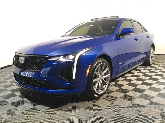 2020 Cadillac Ct4 V Series Fort Wayne In Auburn Hicksville New Haven Indiana 1g6dh5rl0l0131540