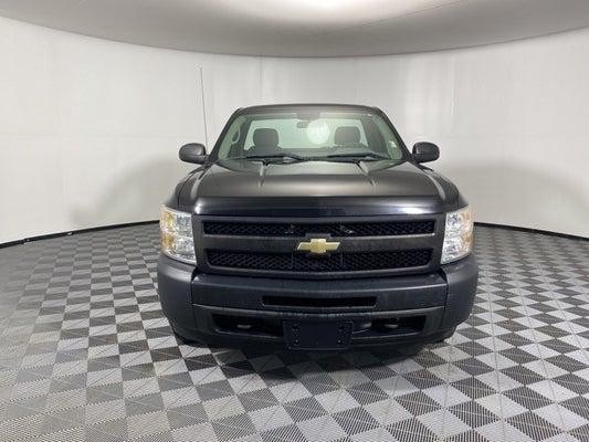 2011 Chevrolet Silverado 1500 Work Truck 1wt Fort Wayne In Auburn Hicksville New Haven Indiana 1gcnkpea0bz110684
